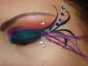 ojos de carnaval