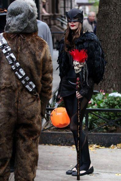 Liv Tyler halloween
