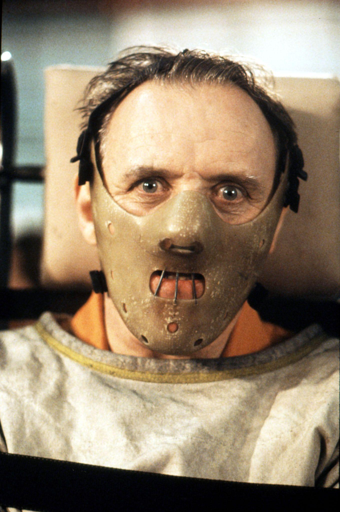 Disfraz de Hannibal Lecter de El silencio de los corderos