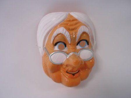 Máscaras de viejos