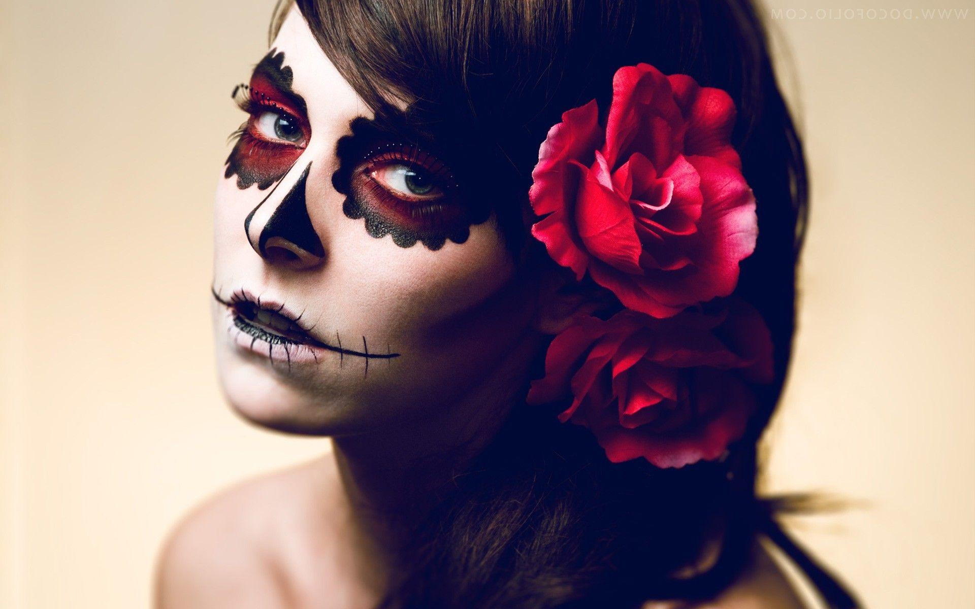 sugar-skull-makeup