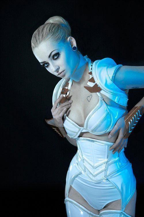 Disfraces para halloween de modelos famosas 3