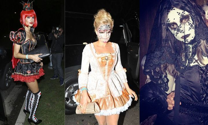 Disfraces para halloween de modelos famosas 5