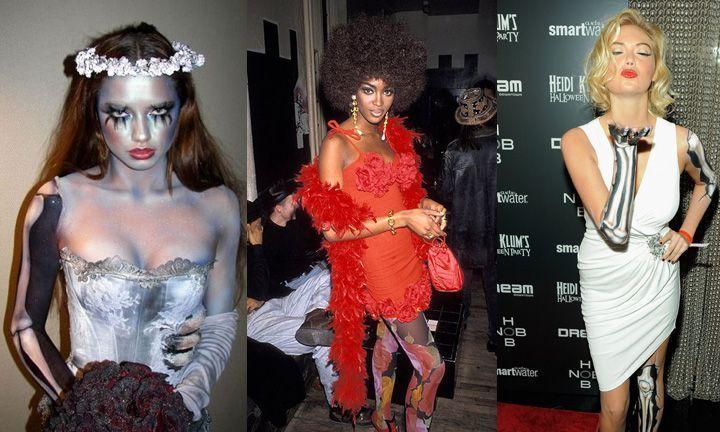 Disfraces para halloween de modelos famosas 6