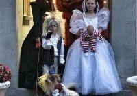 disfraces originales de familias