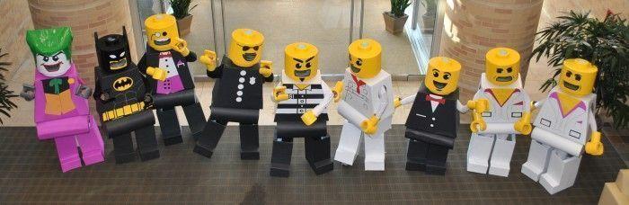 disfraces LEGO