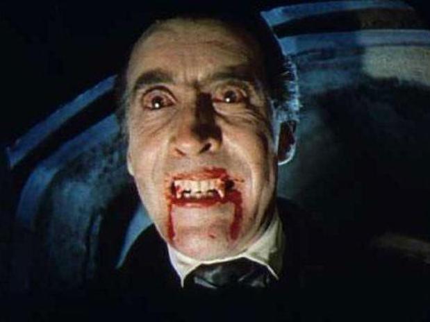 Disfraz del conde Drácula