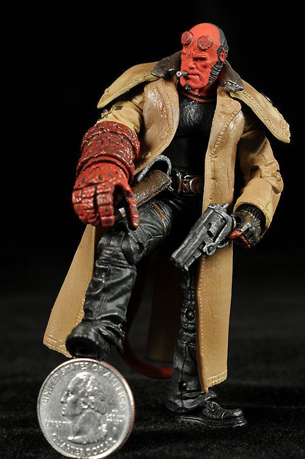Como hacer el disfraz de Hellboy