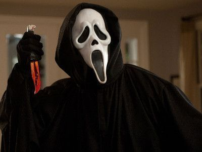 Disfraz de Scream