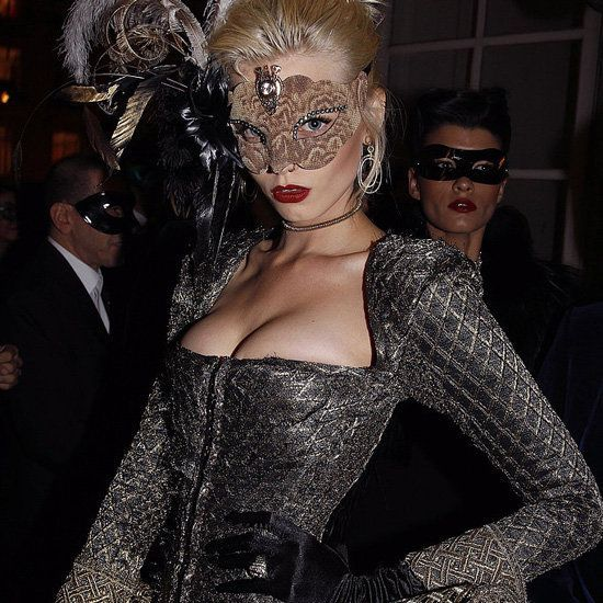 Disfraces para halloween de modelos famosas 1
