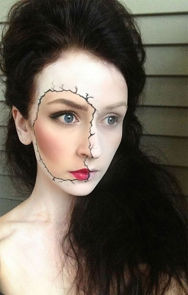 Ideas de maquillajes originales para Halloween