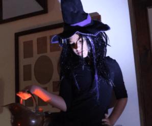 Como hacer el disfraz de bruja sin saber coser