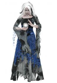 disfraz bruja del bosque