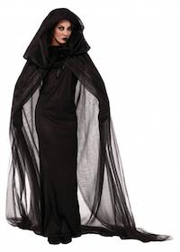 disfraz de bruja guapa