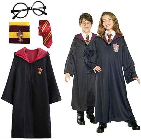 Disfraz saga Harry Potter